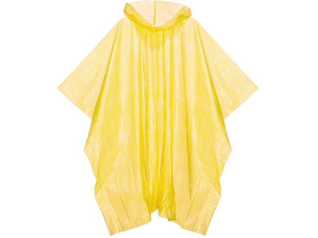 CAMPZ Emergency Poncho yellow